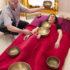 Les biens faits du massage sonore