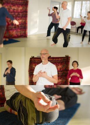 Méditation dynamique : Danse du coeur