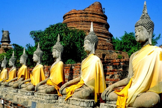 Massage bien-être Thaïlandais - Être à l'écoute