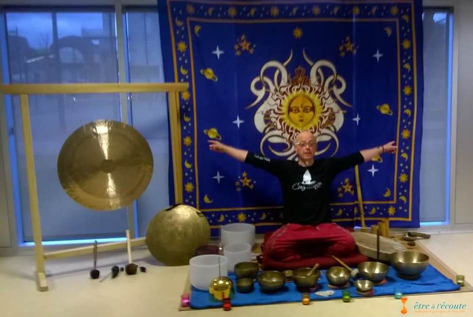 Atelier Méditation Sonore, je suis créateur de ma vie…