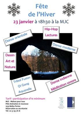 Read more about the article Fête de l'hiver
