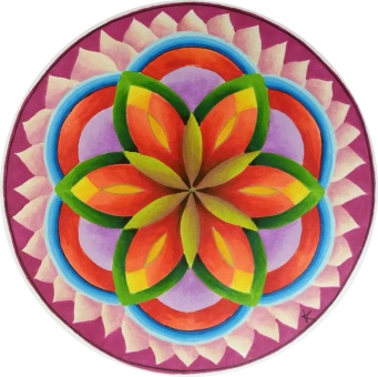 Être à l'écoute - Kamala Mandala