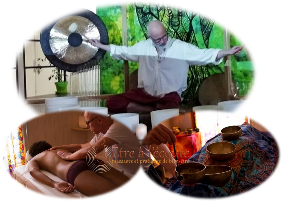 Méditation sonore-Massage